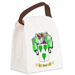 Irvin Canvas Lunch Bag