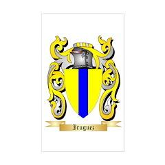 Iruguez Sticker (Rectangle)
