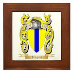 Iruguez Framed Tile