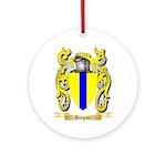 Iruguez Ornament (Round)