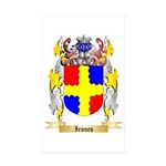 Irones Sticker (Rectangle 50 pk)