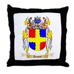 Irones Throw Pillow