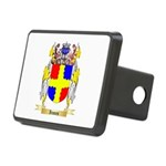 Irones Rectangular Hitch Cover