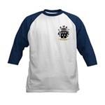 Irondelle Kids Baseball Jersey