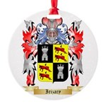 Irizary Round Ornament