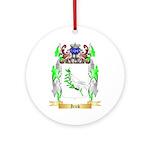 Irick Ornament (Round)