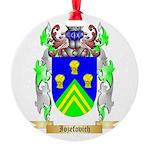 Iozefovich Round Ornament