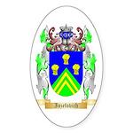 Iozefovich Sticker (Oval)