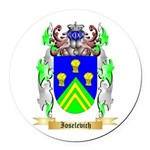 Ioselevich Round Car Magnet