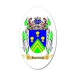 Ioselevich 35x21 Oval Wall Decal
