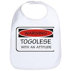 Attitude Togolese Bib