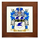Iorio Framed Tile