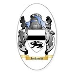Iordanski Sticker (Oval)