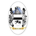 Iordanski Sticker (Oval 10 pk)