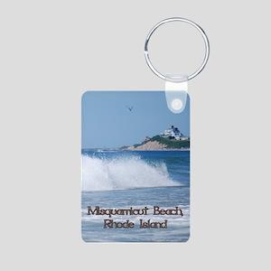 Breaking Ocean Wave Keychains