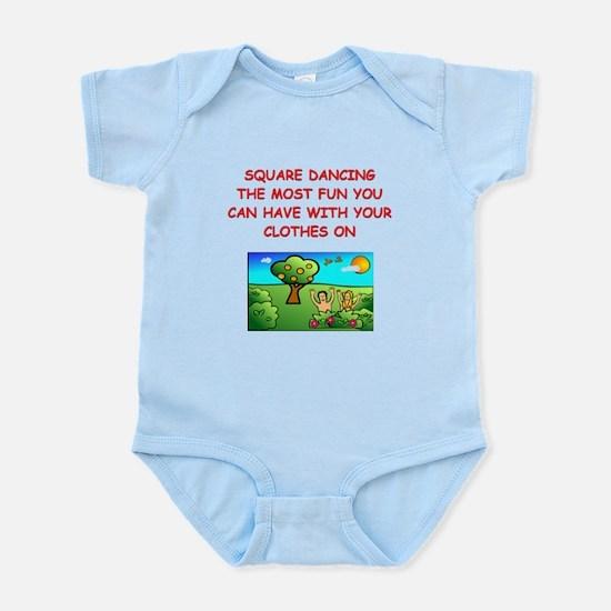 SQUARE Infant Bodysuit