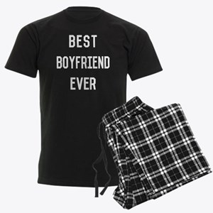 Best Boyfriend Ever Men's Dark Pajamas