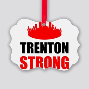 Trenton Strong Ornament