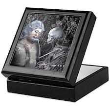 L o v e in Death Keepsake Box