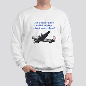Radial B-24 Sweatshirt