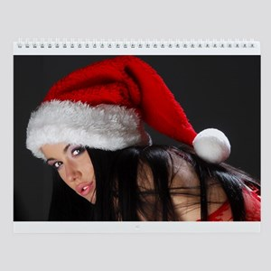 Santa's Angel #3 Wall Calendar