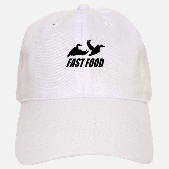 Fast food waterfowl Baseball Baseball Cap