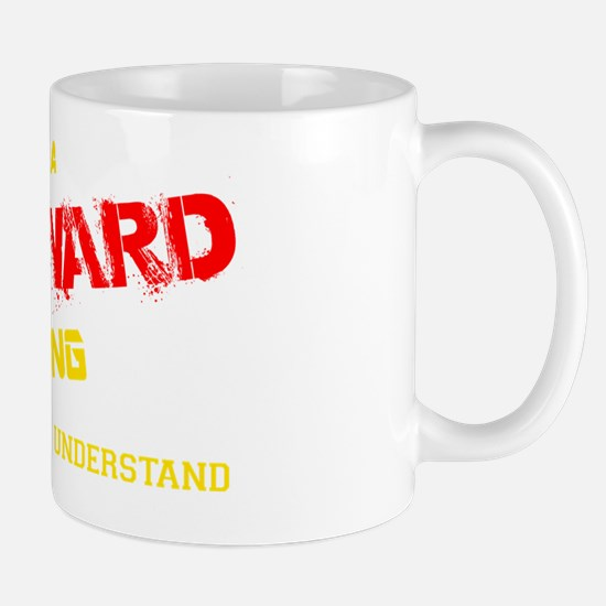 Unique Wooward Mug