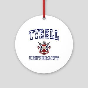 TYRELL University Ornament (Round)