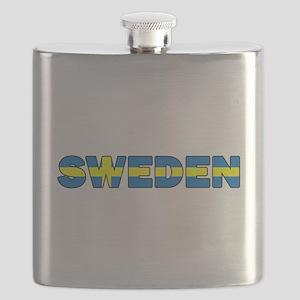 Sweden 001 Flask
