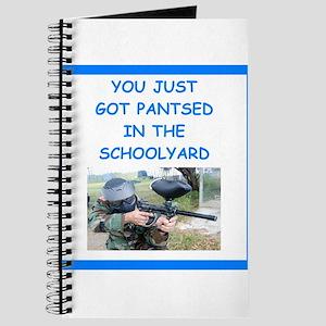 paintball joke Journal