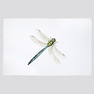 Dragonfly 4' x 6' Rug