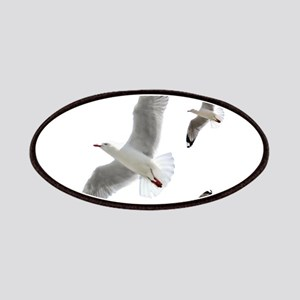 3 Gulls in Flight copy Patches