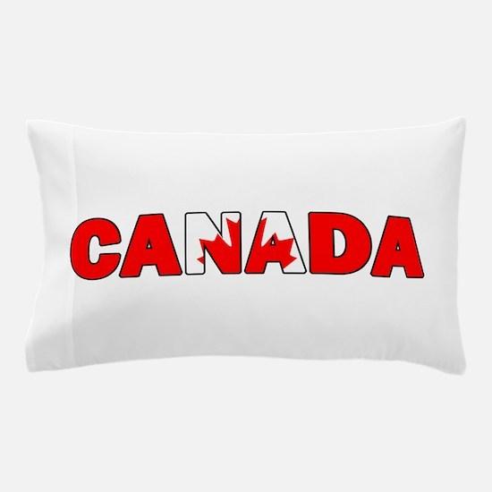 Canada 001 Pillow Case