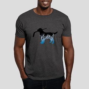 Custom Flat Coated Dark T-Shirt