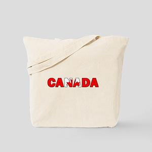Canada 001 Tote Bag