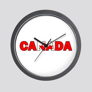 Canada 001 Wall Clock