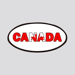 Canada 001 Patches