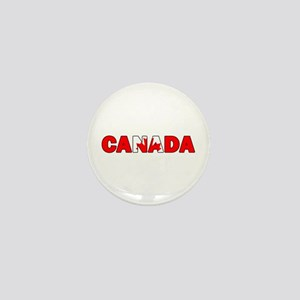 Canada 001 Mini Button