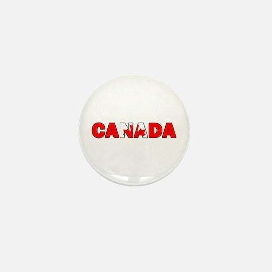 Canada 001 Mini Button