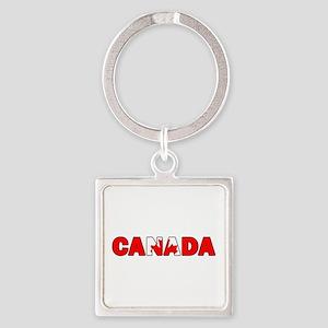 Canada 001 Keychains