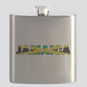Jamaica 001 Flask