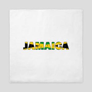 Jamaica 001 Queen Duvet