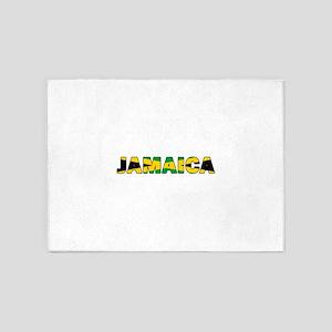Jamaica 001 5'x7'Area Rug