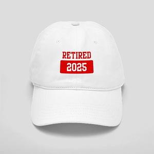Retired 2025 (red) Cap