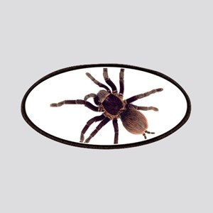 Hairy Brown Tarantula Patches