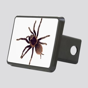 Hairy Brown Tarantula Rectangular Hitch Cover