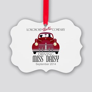 Driving Miss Daisy Picture Ornament