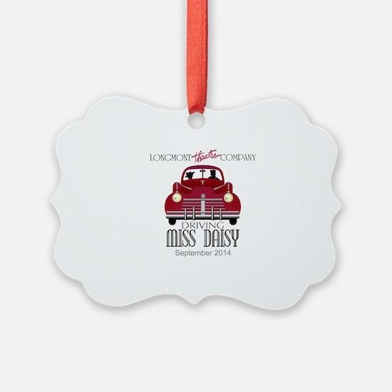 Driving Miss Daisy Ornament