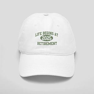Life begins 2025 Cap