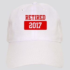 Retired 2017 (red) Cap